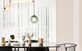 Decora tu vivienda con cortinas verticales