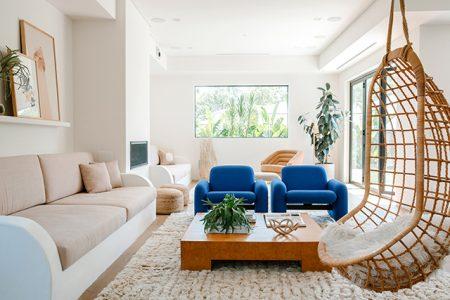Reforma integral y decoración de una vivienda.
