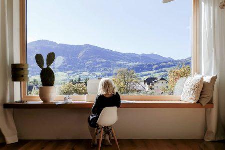 Cómo aprovechar las vistas en el diseño de tu vivienda.