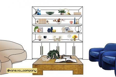 Cómo decorar tu estantería con estilo. Tu guía en 4 pasos con claves prácticas.